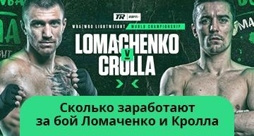 Ломаченко против Кролла